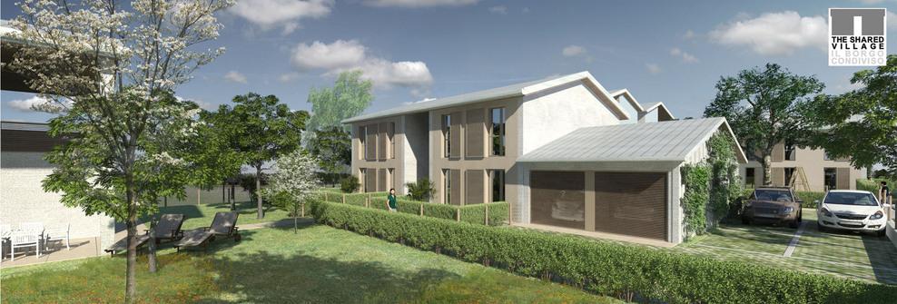 Mild home progetto per una casa economica ed ecologica - Progetto casa ecologica ...