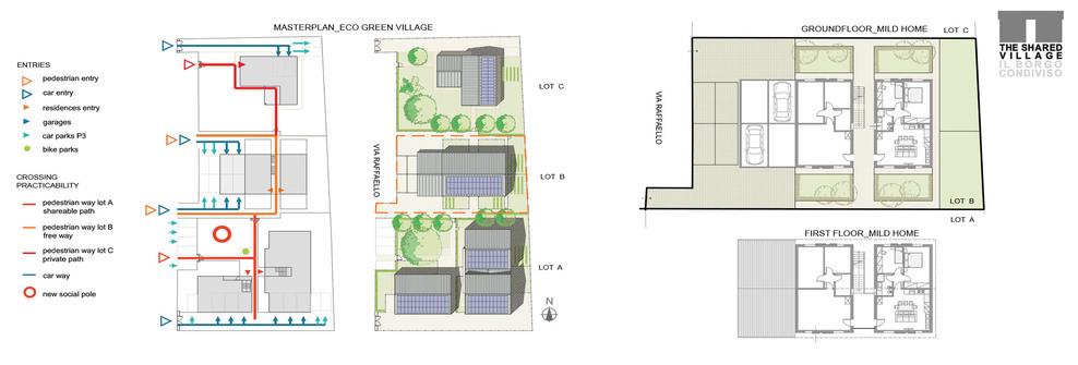 Mild home progetto per una casa economica ed ecologica castelnuovo rangone mo 2014 - Progetto casa ecologica ...